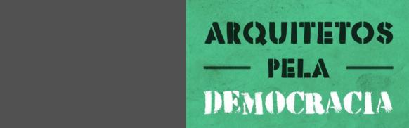 arquitetos pela democracia