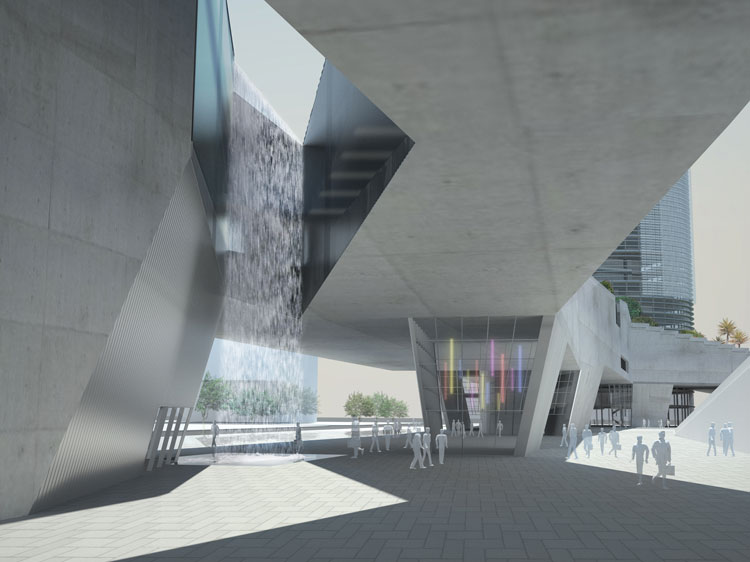 Shenzhen Towers China Steven Holl Concursosdeprojeto Org