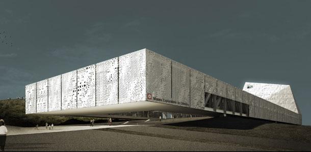 Museu explorat rio de ci ncias unicamp 1 lugar chn for Accesos arquitectura