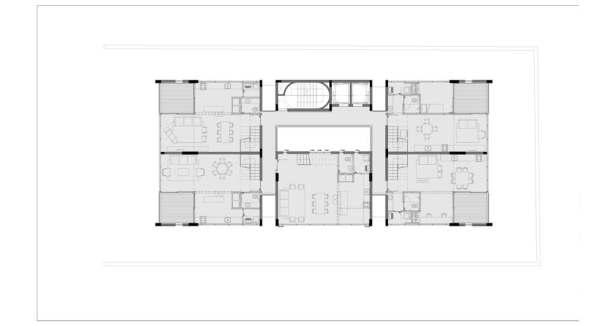 Planta 04 - Apartamento