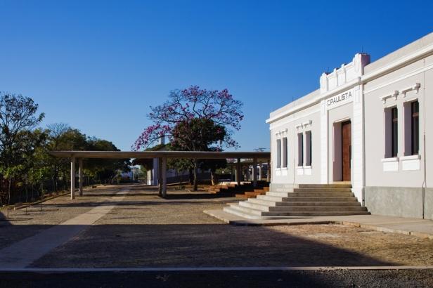 Praça interna