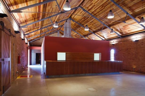 Café / Foyer do auditório