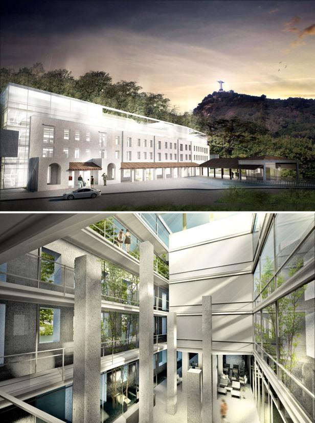 Novo Hotel Paineiras
