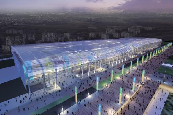 Centro Olímpico Nacional de Treinamento - BCMF Arquitetos