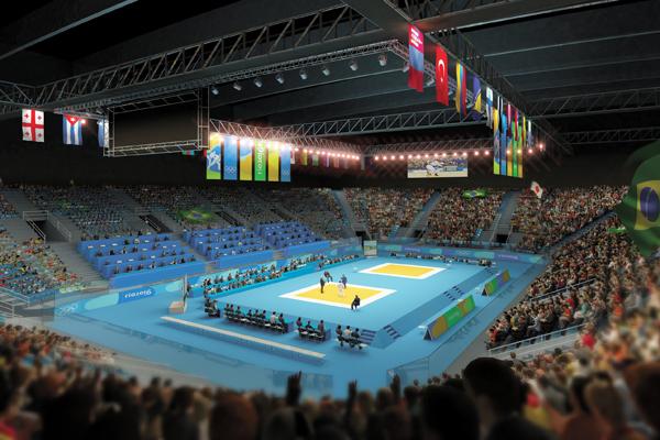 Parque Olímpico do Rio - BCMF Arquitetos - Fonte: rio2016.org.br