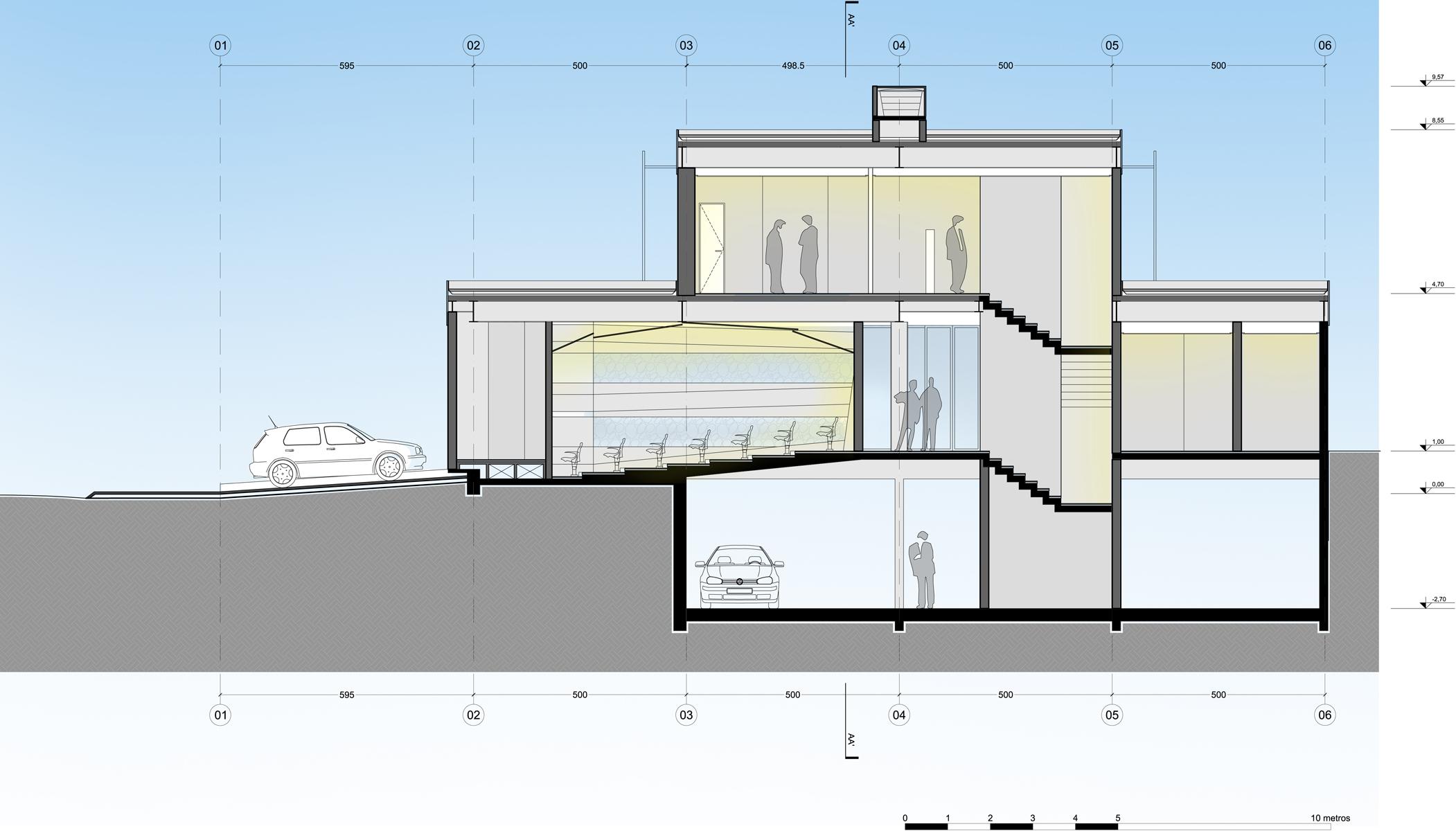 Desenho De Casas 3 186 Lugar Sede Do Crea Campina Grande Para 237 Ba