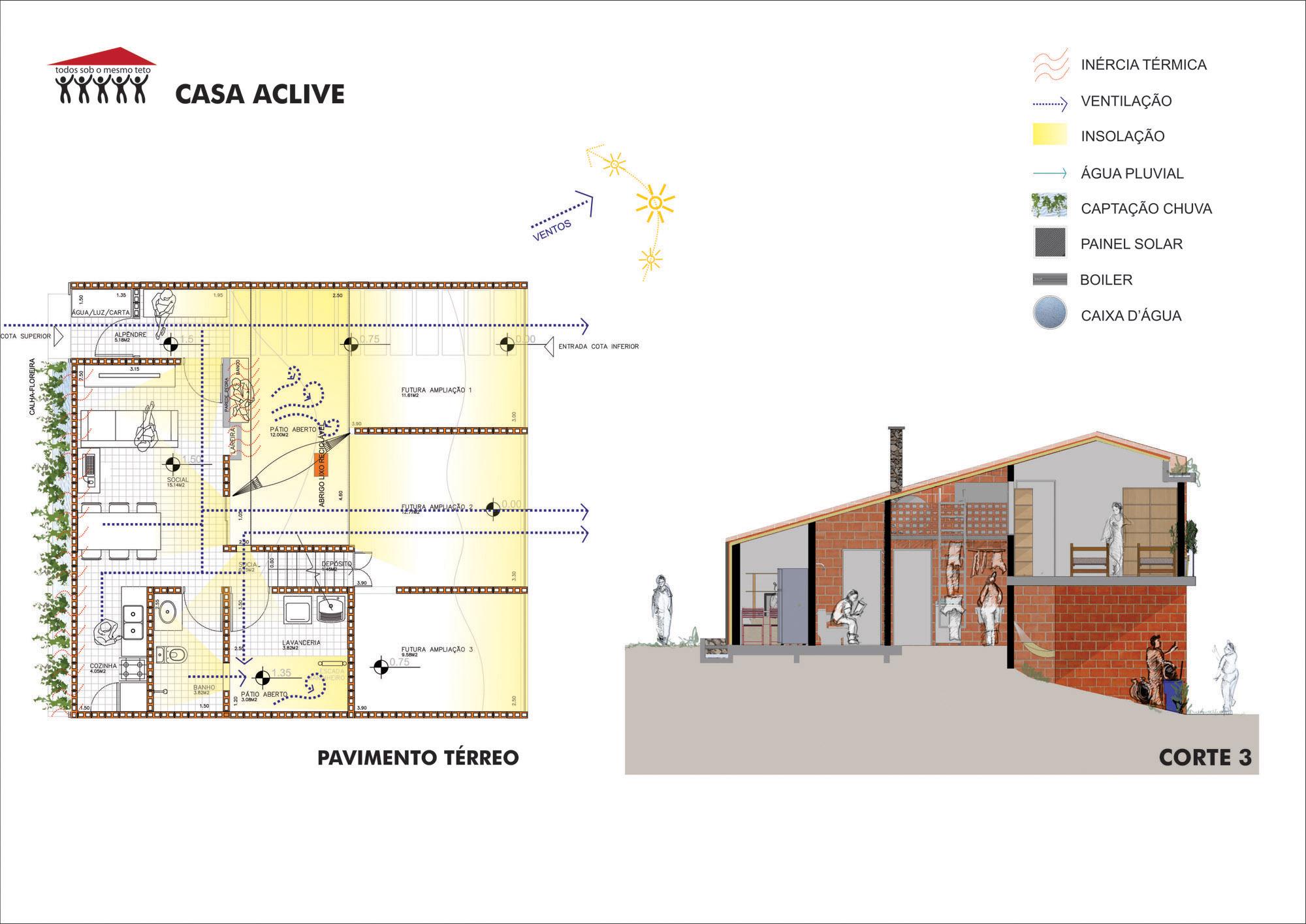 Top disenos para construir una casa images for pinterest for Planos de casas para construir gratis