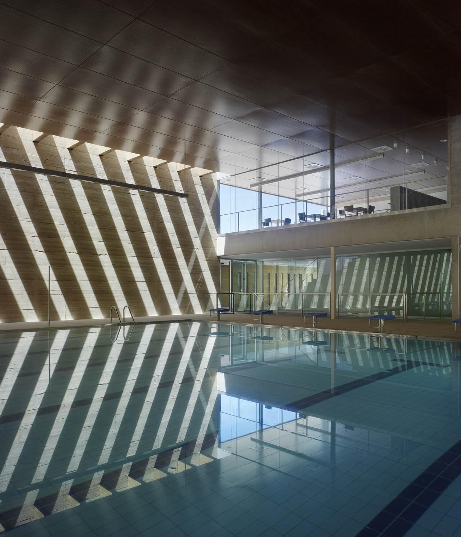 piscina municipal toro espanha