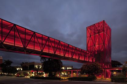 Arquitetura Obra Construída - 3º Lugar - Área de Visitação da Fábrica de Chocolate Nestlé