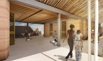 Holcim Awards 2012 - 1º Lugar - Secondary school with passive ventilation system - 04