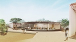 Holcim Awards 2012 - 1º Lugar - Secondary school with passive ventilation system - 07