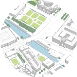 Holcim Awards 2012 - 3º Lugar - Urban renewal and swimming-pool precinct - 03