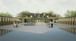 Projeto Aliah um Hotel para Copa Verde - 05 - Praça