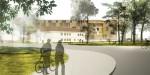 03 - Perspectiva - Chegada campus cabral