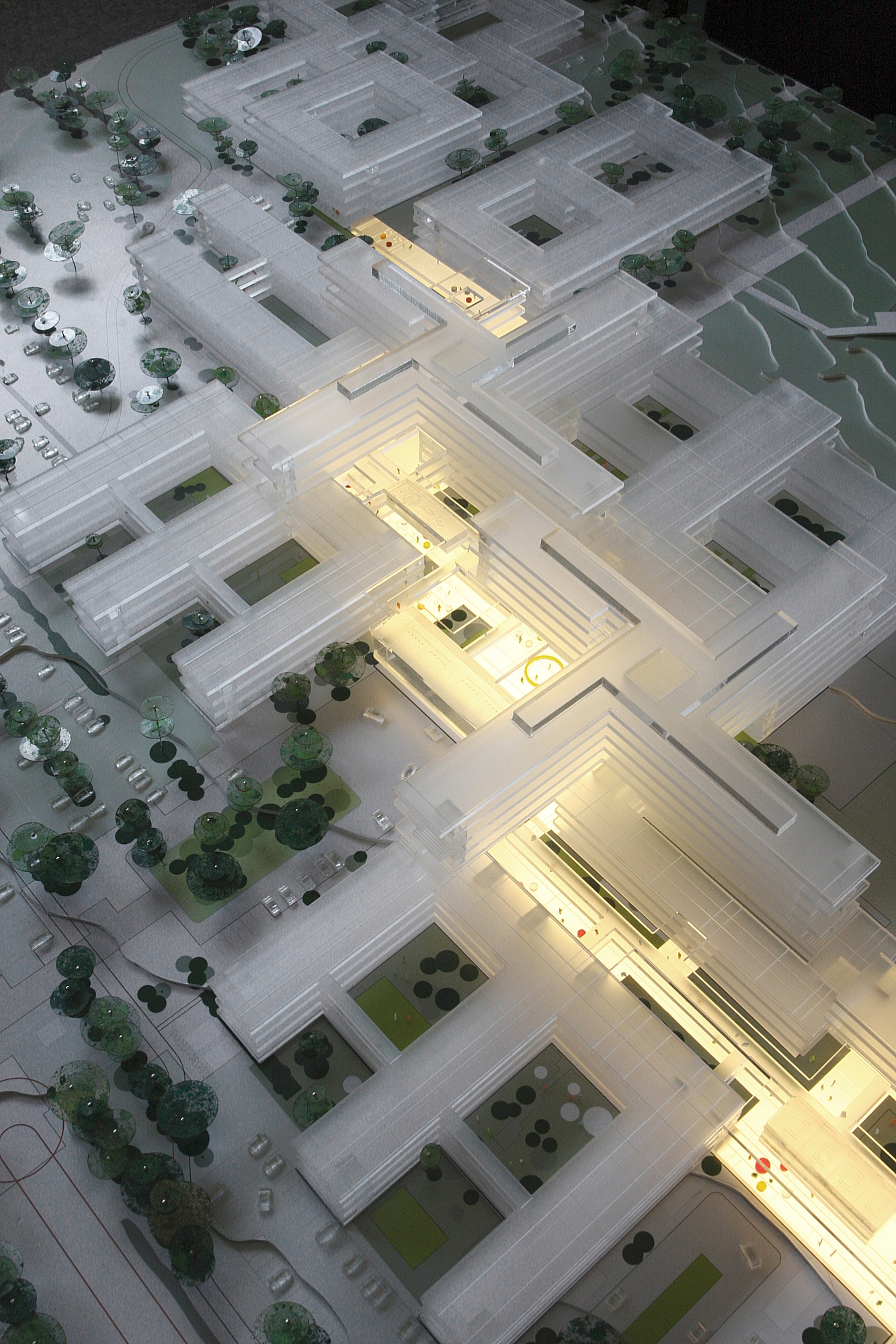Image Result For Hospital Building Plan
