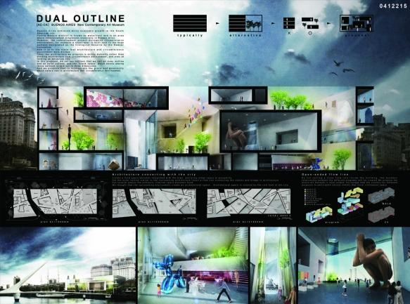 Interior Design Storyboard