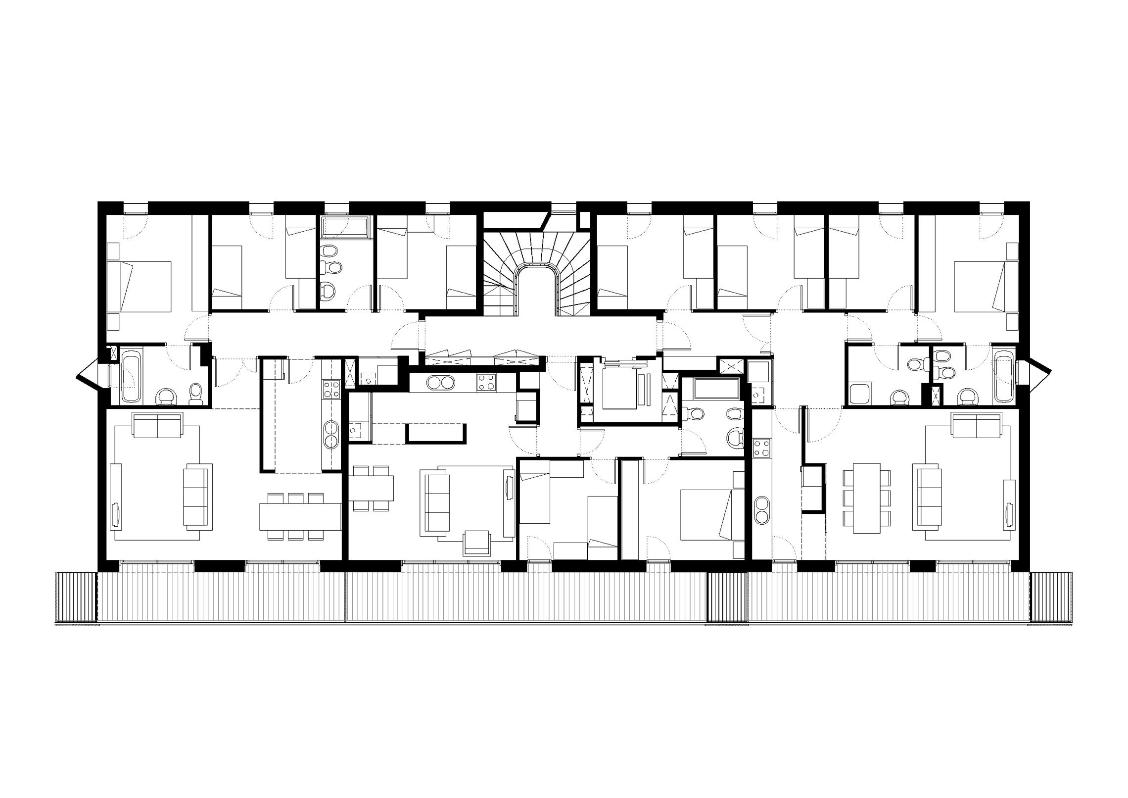 Conjunto Habitacional – Barcelona concursosdeprojeto.org #666666 2280 1612