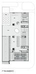 Complexo Trabalhista do TRT da 18ª Região - Imagem 25 - Plantas_Pavimento 1