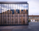 Gymnasium and redesign of the Town Hall square - Imagem 05