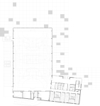 Gymnasium and redesign of the Town Hall square - Imagem 34 - Planta1