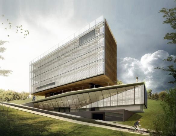 Sede da FATMAFAPESC - 2º Lugar - Imagem
