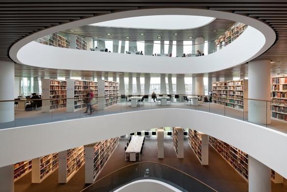 University Hammer Lassen - Imagem 15