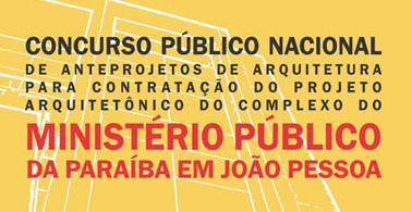 Concurso - Ministerio Publico PB