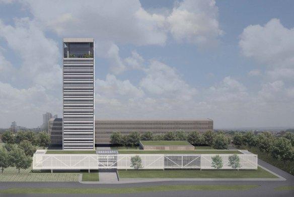 Complexo do Ministério Público da Paraíba - 1º Lugar - Imagem 07