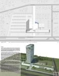 Complexo do Ministério Público da Paraíba - 1º Lugar - Prancha 01