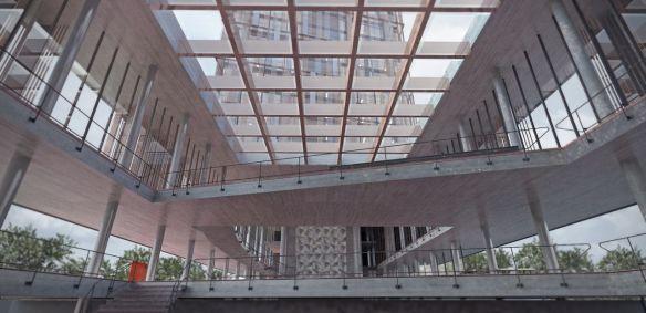 Complexo do Ministério Público da Paraíba – 2º Lugar – Imagem 10