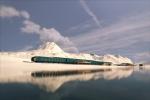 Concurso Estação Antártica - 1º Lugar - Imagem 01