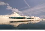 Concurso Estação Antártica - 1º Lugar - Prancha 01
