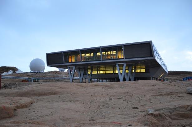 Nova Estação de Investigação Indiana - Larsemann Hills_Imagem1
