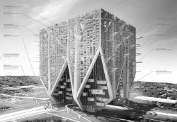 Concurso Skyscraper - 02 - Imagem 01