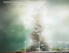 Concurso Skyscraper - 03 - Imagem 01