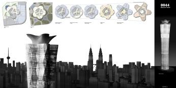 Concurso Skyscraper - M15 - Prancha 01