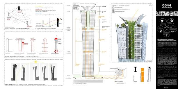 Concurso Skyscraper - M15 - Prancha 02