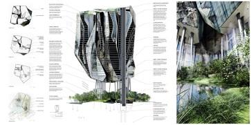 Concurso Skyscraper - M17 -Prancha 01