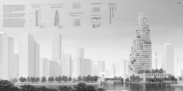 Concurso Skyscraper - M19 - Prancha 01