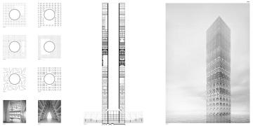 Concurso Skyscraper - M6 - Prancha 02