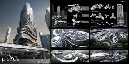 Concurso Skyscraper - M8 - Prancha 01