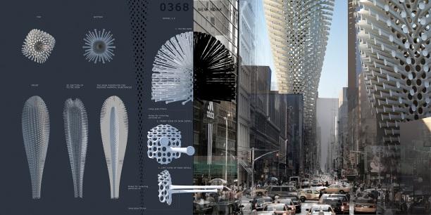 Concurso Skyscraper - M9 - Prancha 02