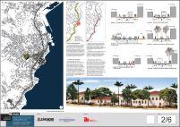 Concurso de Requalificação do Centro Histórico de São José - 02 - Prancha 02