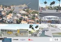Concurso de Requalificação do Centro Histórico de São José - Menção Honrosa - Prancha 05