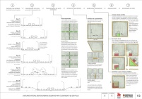 Concurso Nacional Ensaios Urbanos - M1 - C1 - projeto 01 - Prancha 01