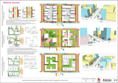 Concurso Nacional Ensaios Urbanos - M1 - C1 - projeto 02 - Prancha 03
