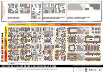 Concurso Nacional Ensaios Urbanos - M1 - C3 - menção honrosa - projeto 08 - Prancha 03