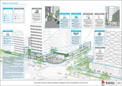 Concurso Nacional Ensaios Urbanos - M1 - C3 - projeto 04 - Prancha 02