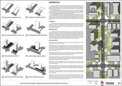 Concurso Nacional Ensaios Urbanos - M1 - C3 - projeto 07 - Prancha 03