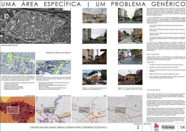 Concurso Nacional Ensaios Urbanos - M2 - projeto 05 - Prancha 01